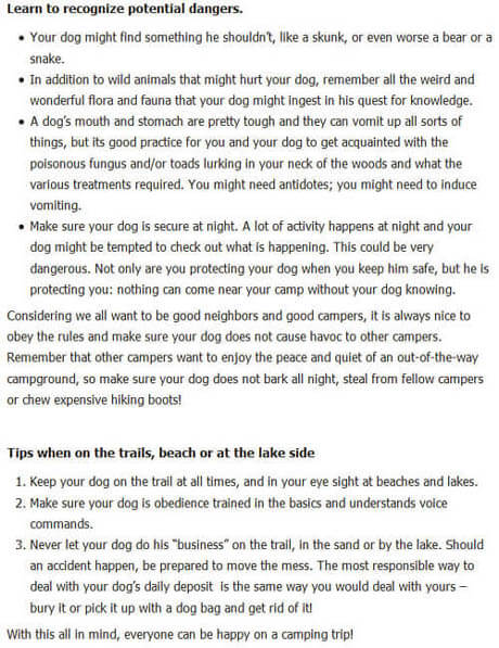 DOG TRAVEL TYPES & VARIATIONS - THIS INFORMATION BY WWW.WAGTHEDOGUK.COM